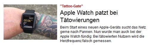 Tattoo-Gate